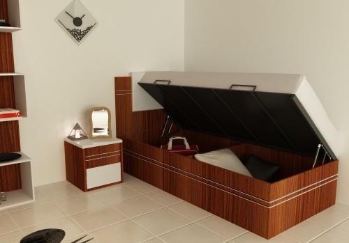 تخت خوابهای باکسی