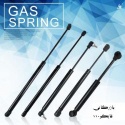 OEM-Nitrogen-Gas-Filled-Lift-Spring-for-Automobile