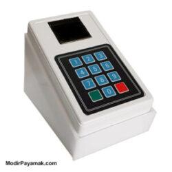 دستگاه key pad سفید رنگ