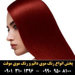 مو (۱۶) [رنگ مو]