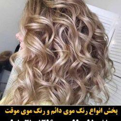 مو (۴۷۳) [رنگ مو]