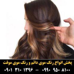 مو (۱۷) [رنگ مو]