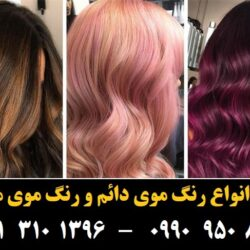 مو (۴۸۴) [رنگ مو]