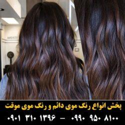 مو (۲۵) [رنگ مو]