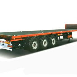 ۱۲٫۶۰ Mammut three-axle floor trailer copy