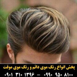 مو (۵۰۸) [رنگ مو]