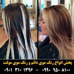 مو (۵۷۲) [رنگ مو]