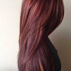 مو (۴۸۲) [رنگ مو]