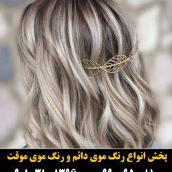 مو (۵۵۳) [رنگ مو]