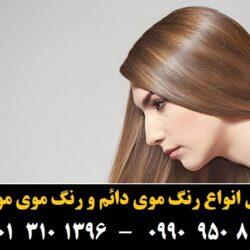 مو (۵۱۱) [رنگ مو]