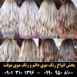 مو (۵۶۸) [رنگ مو]