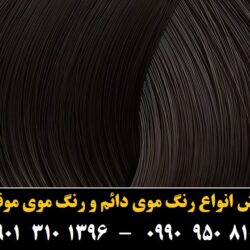 مو (۴۵۳) [رنگ مو]