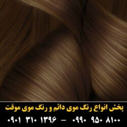 مو (۵۱۹) [رنگ مو]