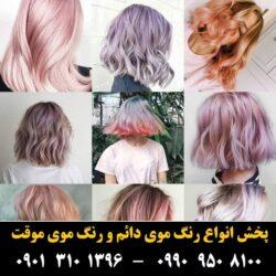 مو (۴۶۱) [رنگ مو]