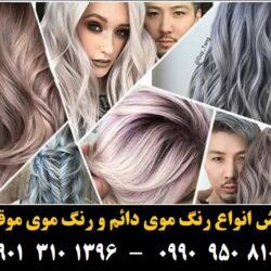 مو (۵۶۶) [رنگ مو]