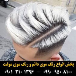 مو (۵۷۰) [رنگ مو]