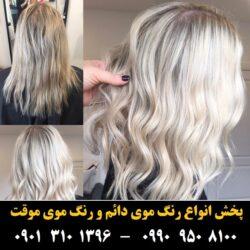 مو (۵۶۹) [رنگ مو]