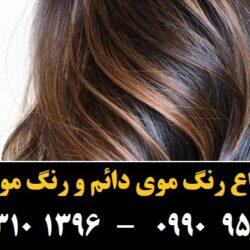 مو (۵۱۳) [رنگ مو]