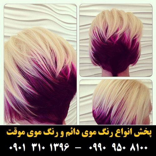 مو (۵۰۳) [رنگ مو]