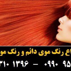 مو (۵۶۳) [رنگ مو]