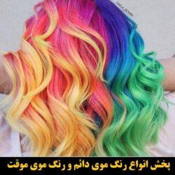 مو (۵۲۰) [رنگ مو]
