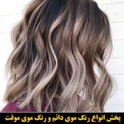 مو (۵۶۰) [رنگ مو]
