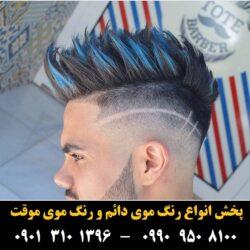 مو (۴۶۷) [رنگ مو]
