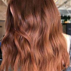 مو (۵۵۷) [رنگ مو]