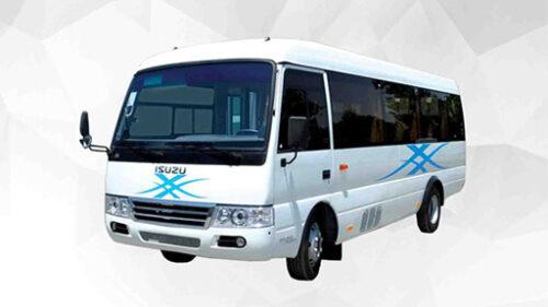 minibus sahar