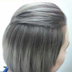 مو موقت با تناژ خاکستری گلدن رین۳۶