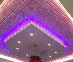 پوشش های دیواری _ تولید پوشش دیواری تزئینی